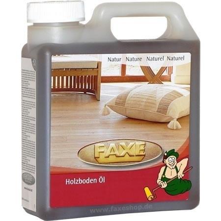 FAXE Holzbodenöl natur