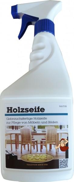 FAXE Holzseife 0,75 Liter Sprühflasche