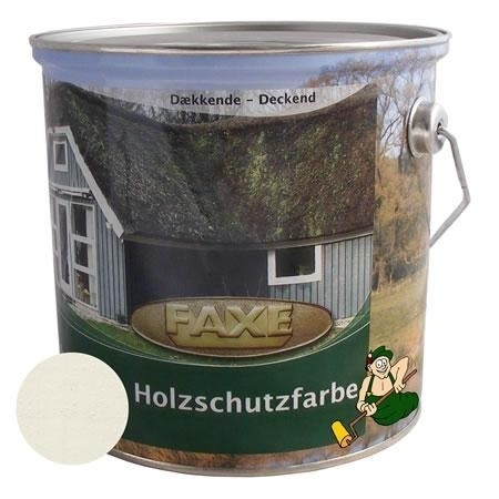 FAXE Holzschutzfarbe 2,5 Liter